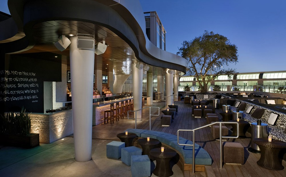 Best rooftop bars in San Diego: Float