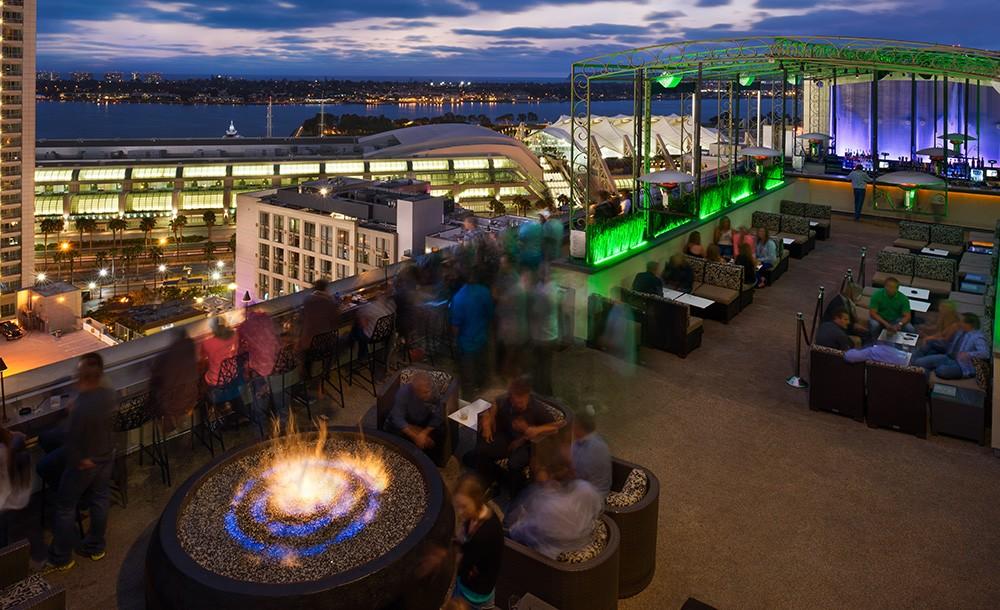 rooftop bar San Diego: Altitude