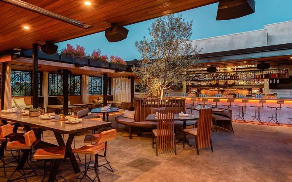 Best rooftop bars in San Diego: Kettner Exchange