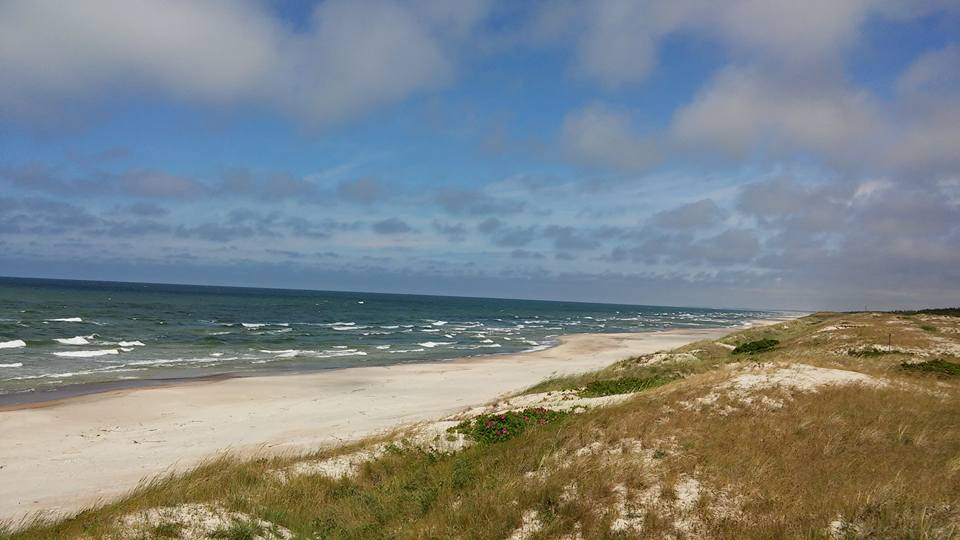 Curonian Spit - where to go in Lithuania