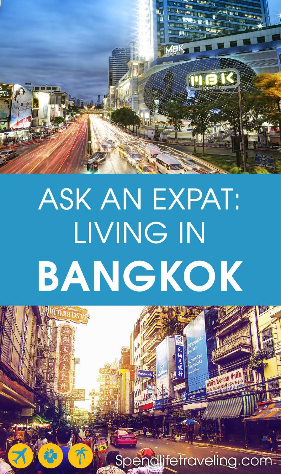 life in Bangkok