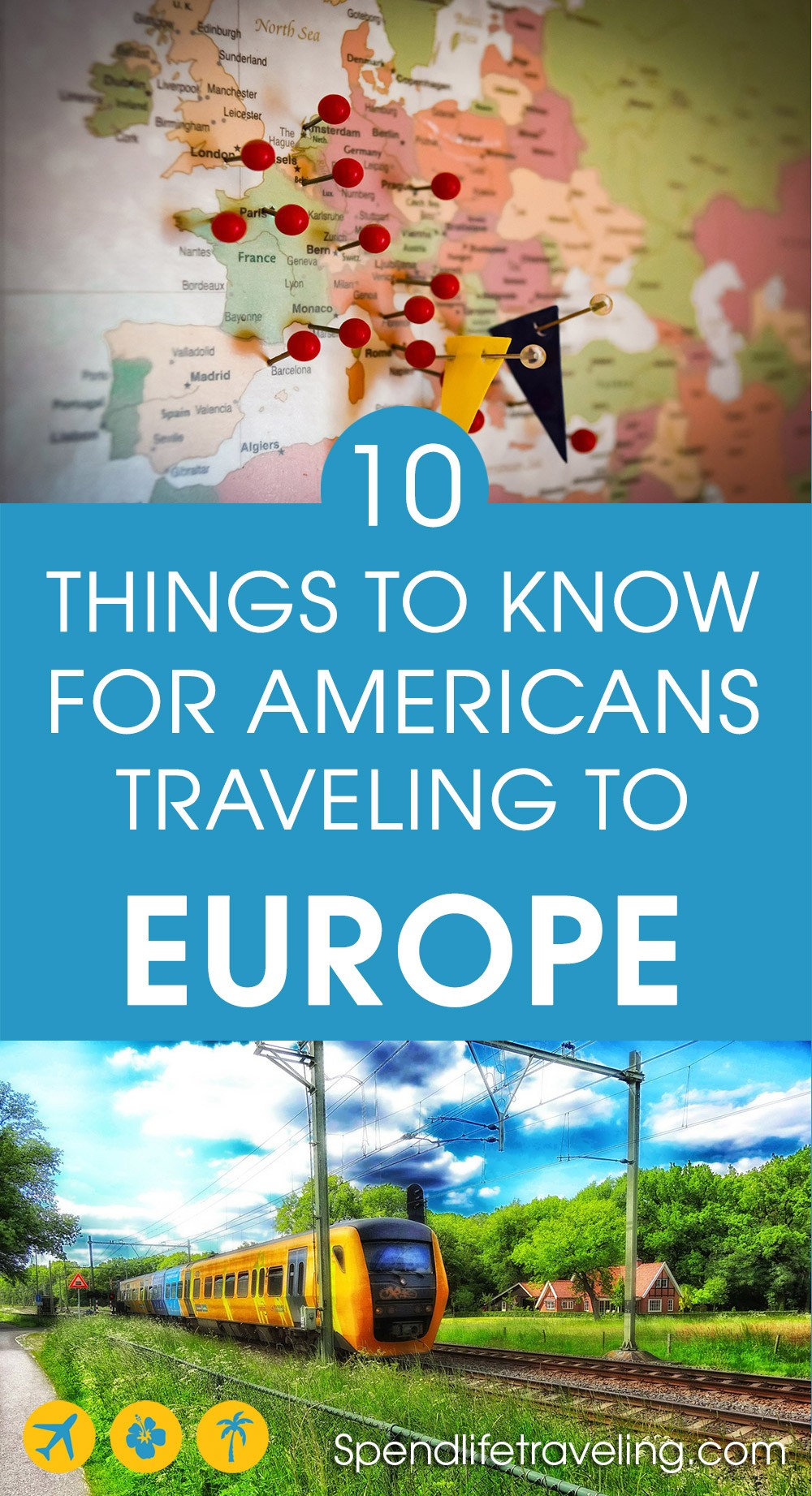 tips for traveling to Europe for the first time