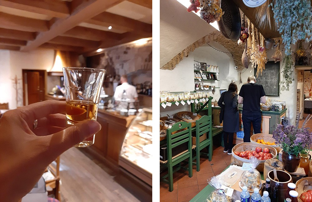 Go on a food tour to find out where to eat in Vilnius