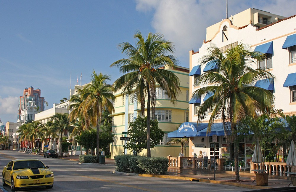 places to visit when boating in Miami