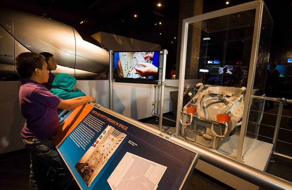 Things to do on a family day out in Los Angeles: Check out the California Science Center