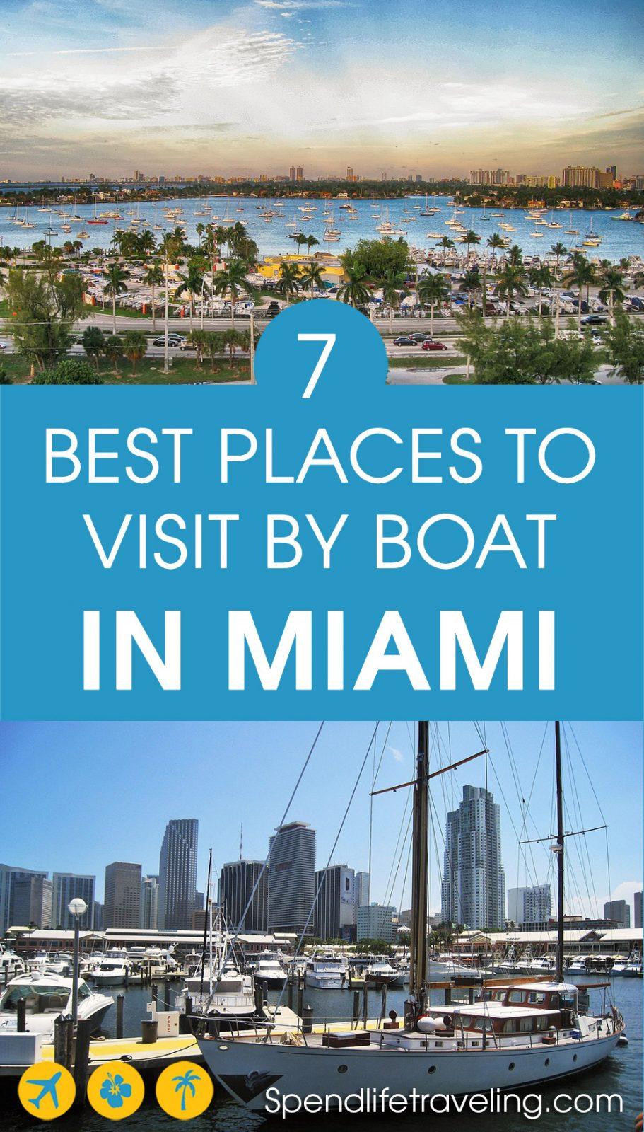 tips for boating in Miami