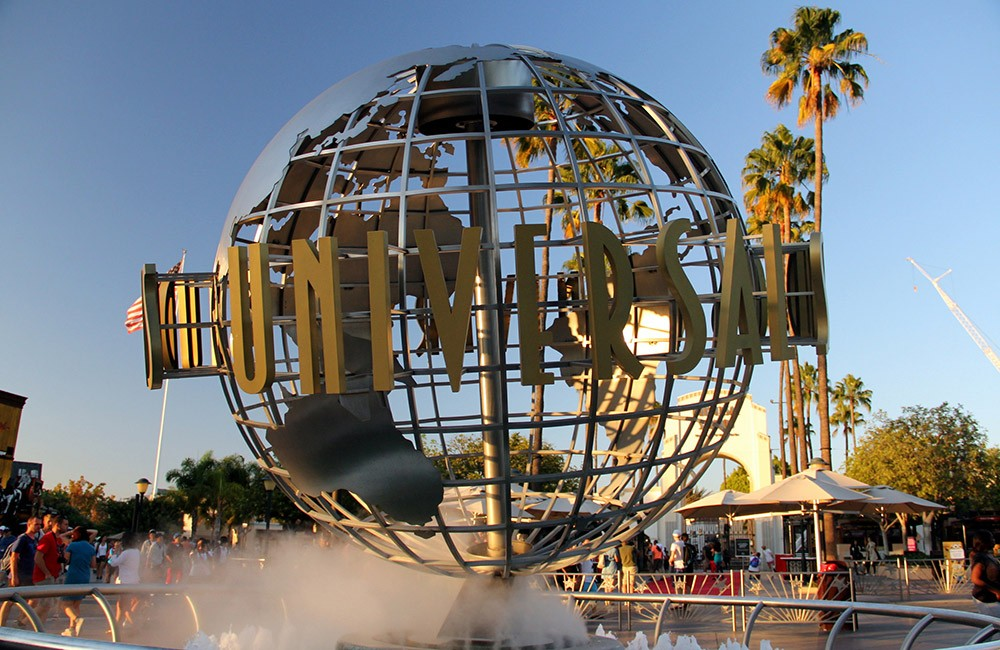 Things to do on a family day out in Los Angeles: Go to Universal Studios