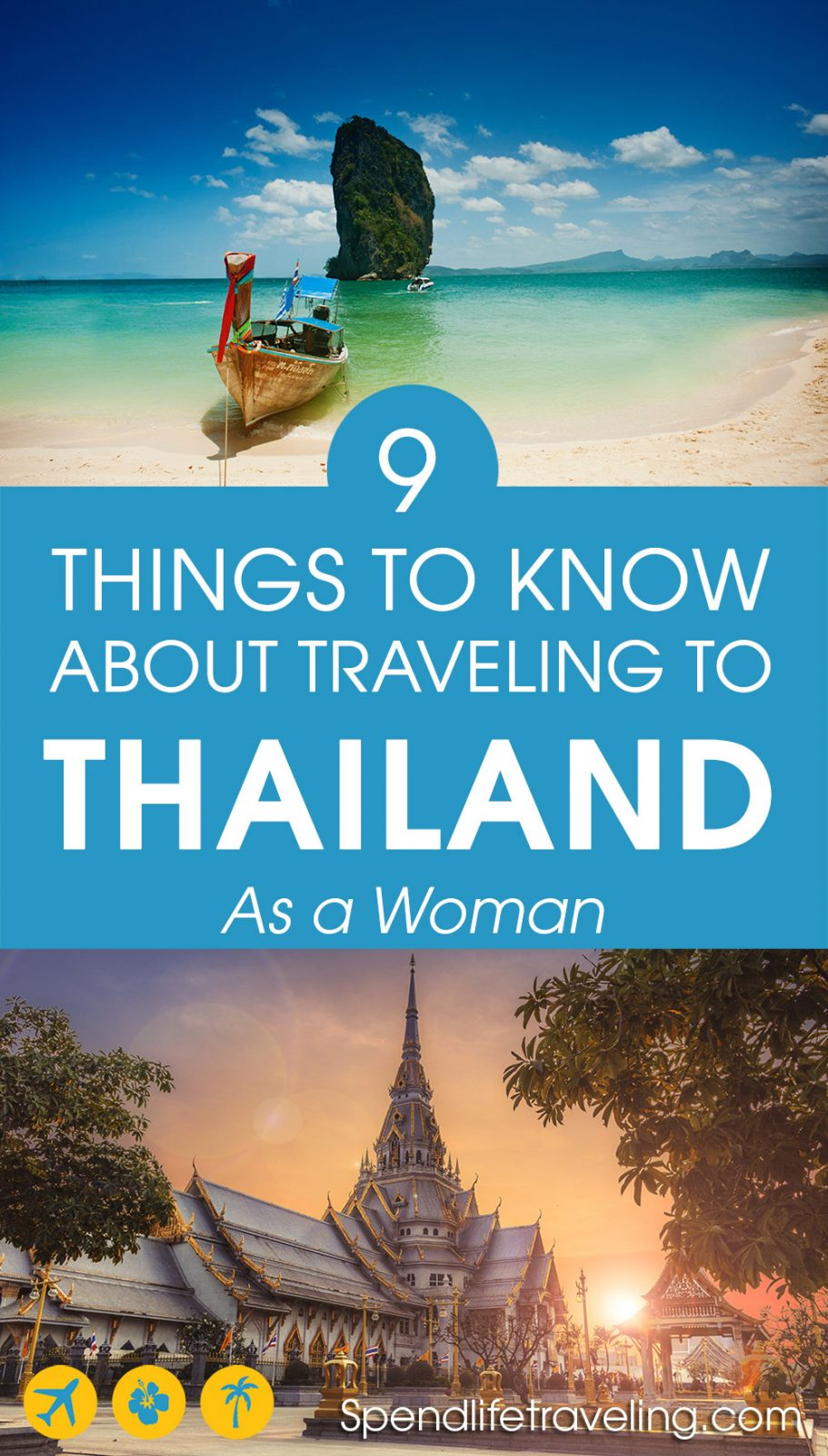 tips for traveling to Thailand