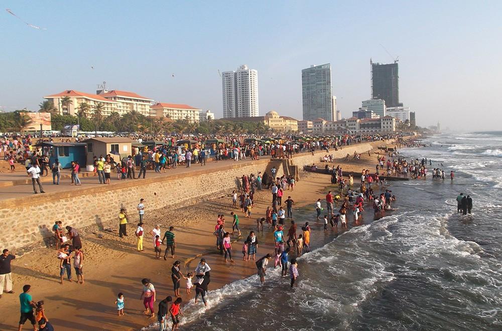 life in Colombo, Sri Lanka