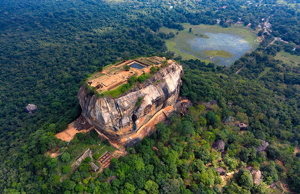 A must visit place on any Sri Lanka itinerary: Sigiriya