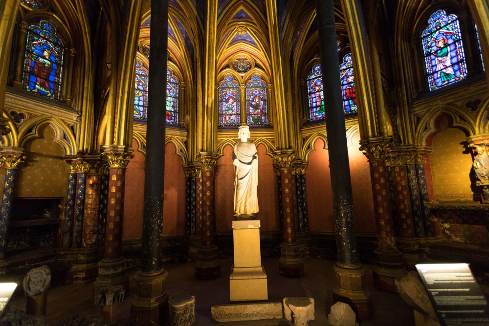 4 Days in Paris itinerary: Sainte-Chapelle & Conciergerie