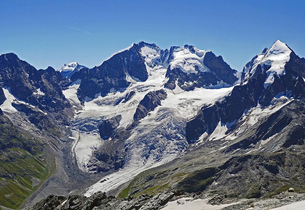 Best views in Switzerland: Val Roseg