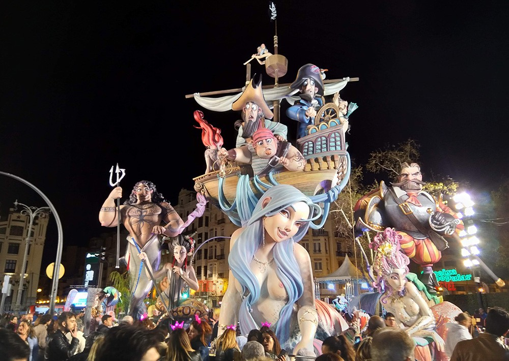 Las Fallas in Valencia: What do you need to know