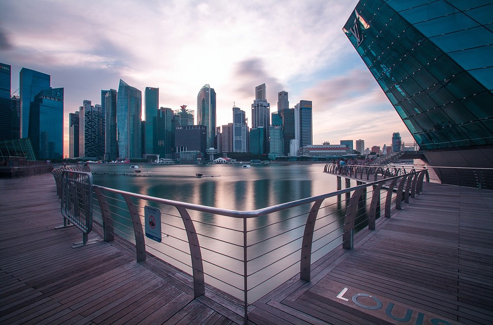 expats in Singapore