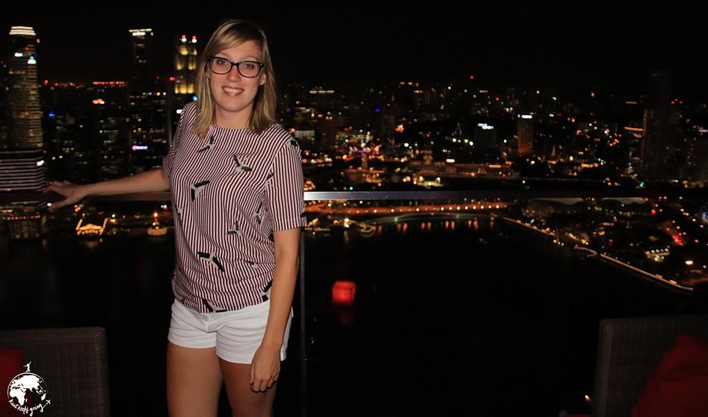 expat in Singapore - Karin