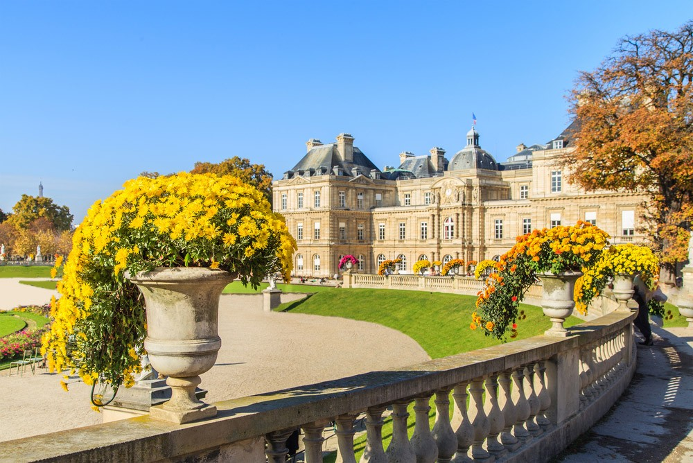 Paris Itinerary 4 days - Jardin de Luxembourg