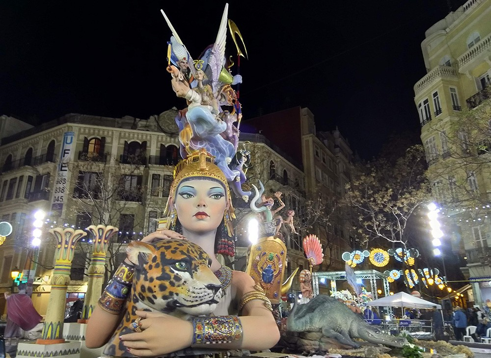 everything you need to know about celebrating Las Fallas in Valencia