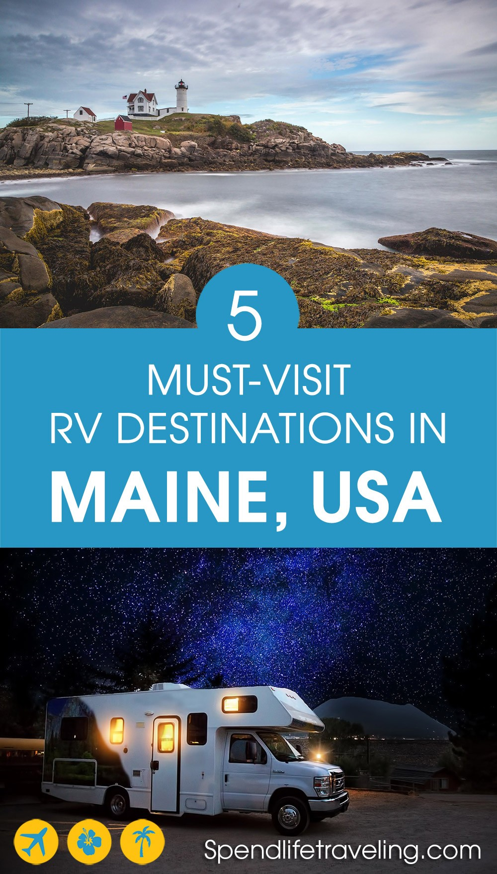 Exploring Maine in an RV