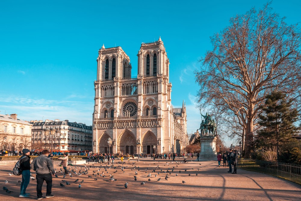 Paris: 4 day itinerary - Notre Dame