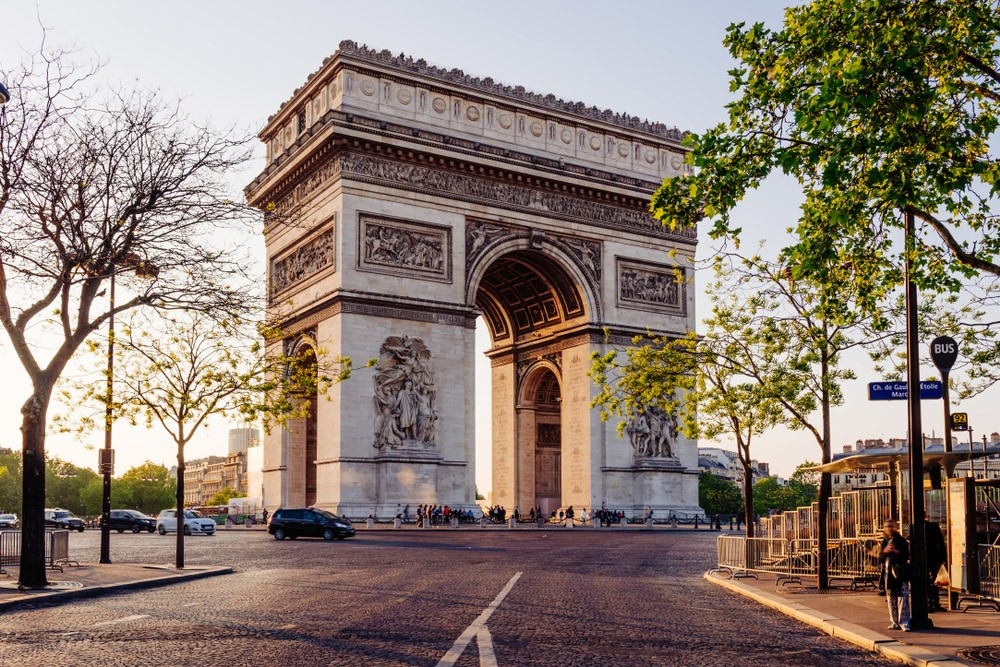 Paris, France: 4 day itinerary - Arc de Triomphe