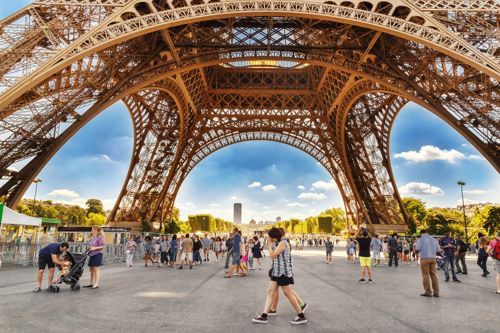 Paris itinerary: 4 days in Paris