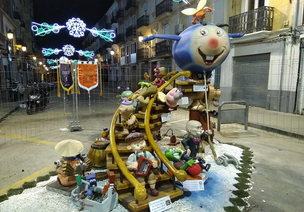 Things to know about celebrating the Las Fallas festival in Valencia