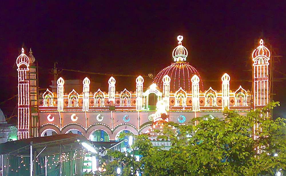 Travel in Madurai - Places to visit: Goripalayam Dargah