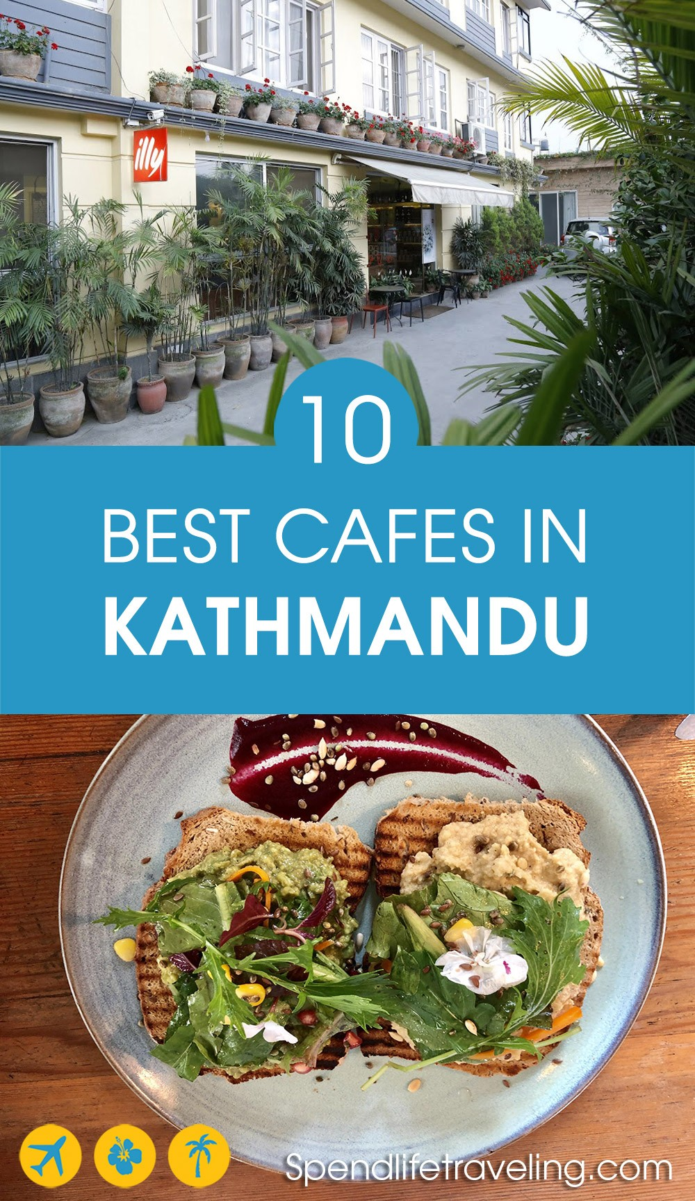 A list of the best cafes in Kathmandu and the best coffee shops in Kathmandu