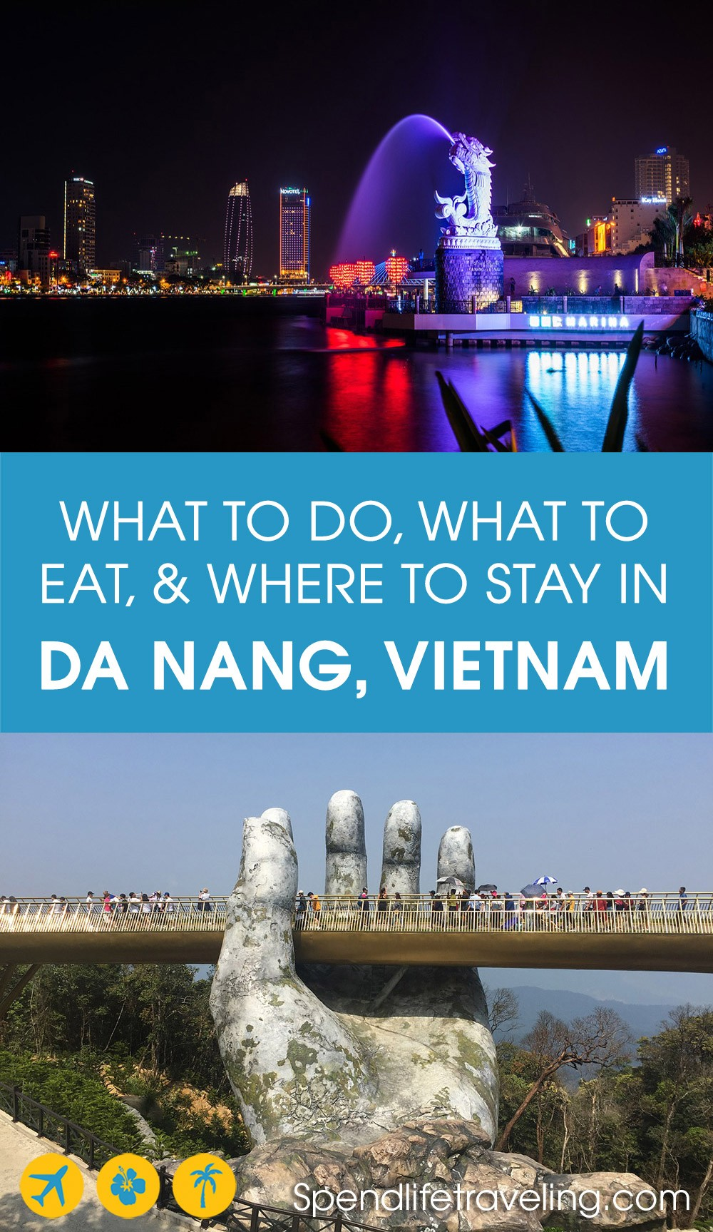A practical Da Nang 2 day itinerary