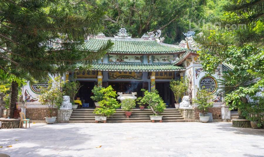 Things to see in Da Nang: Linh Ung Pagoda