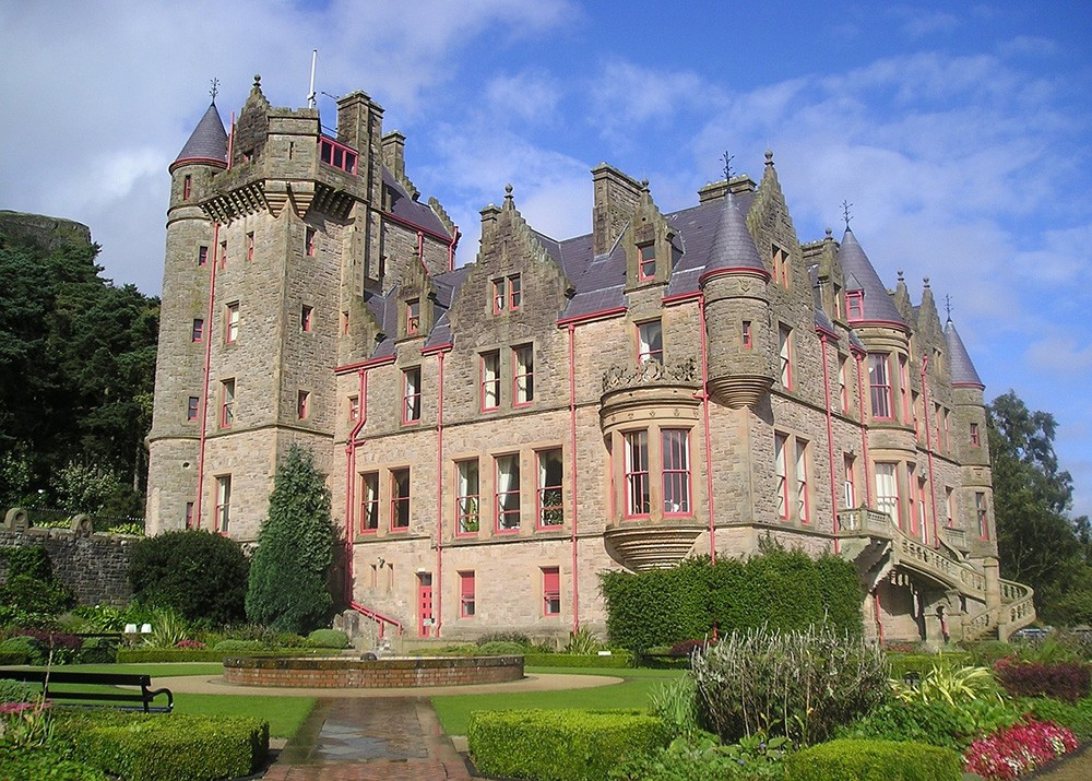 Things to see in Northern Ireland: Belfast Castle