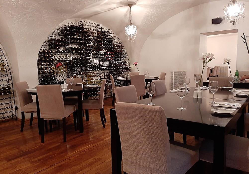 best restaurants in Vilnius: Bistro 18