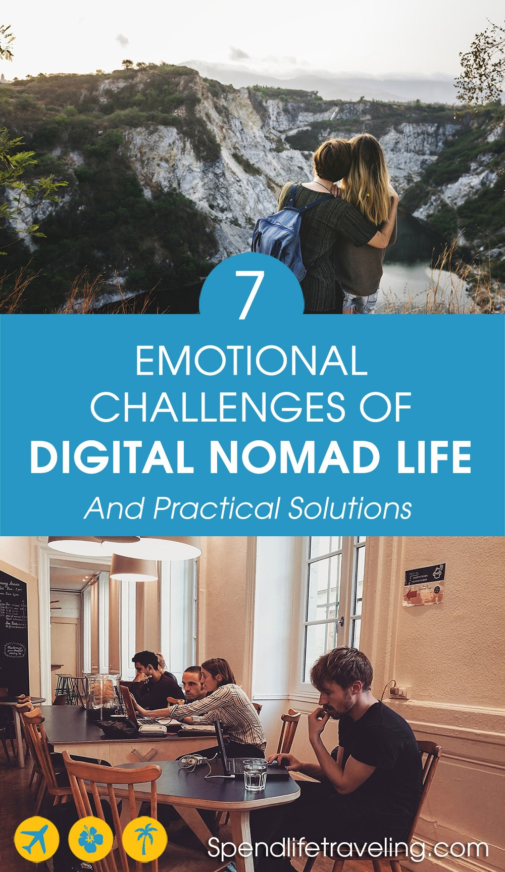 the challenges of nomad life