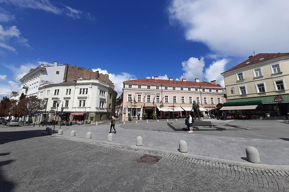 expat life in Vilnius