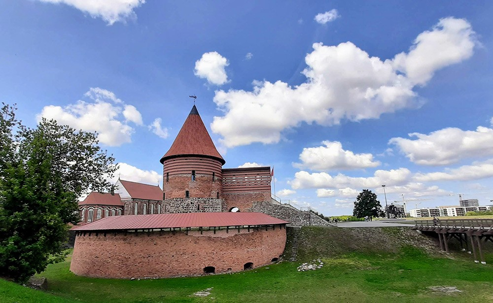 castle - must-visit in Kaunas