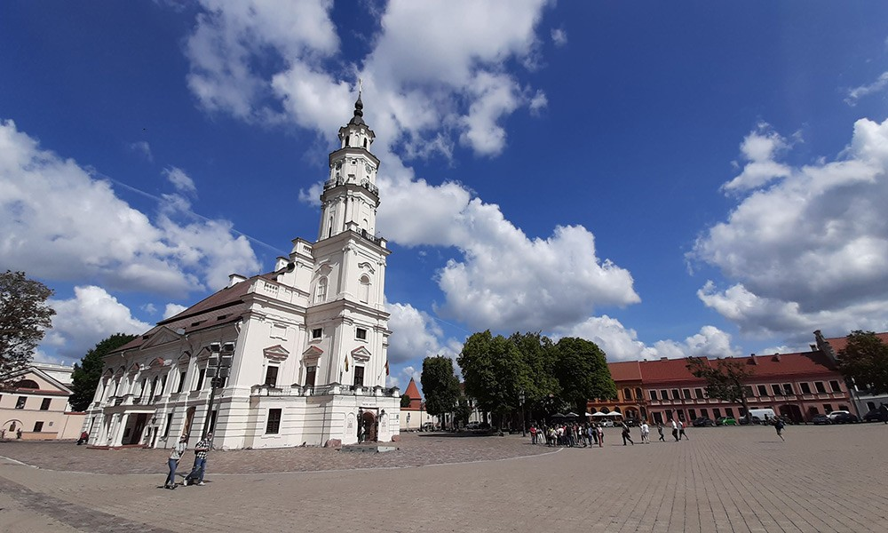 Town Hall - What to see in Kaunas