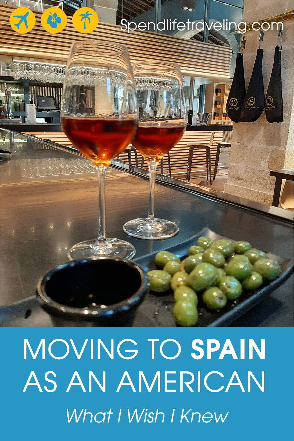 These are the things I wish I knew before moving to Spain from the US. #movingtoSpain