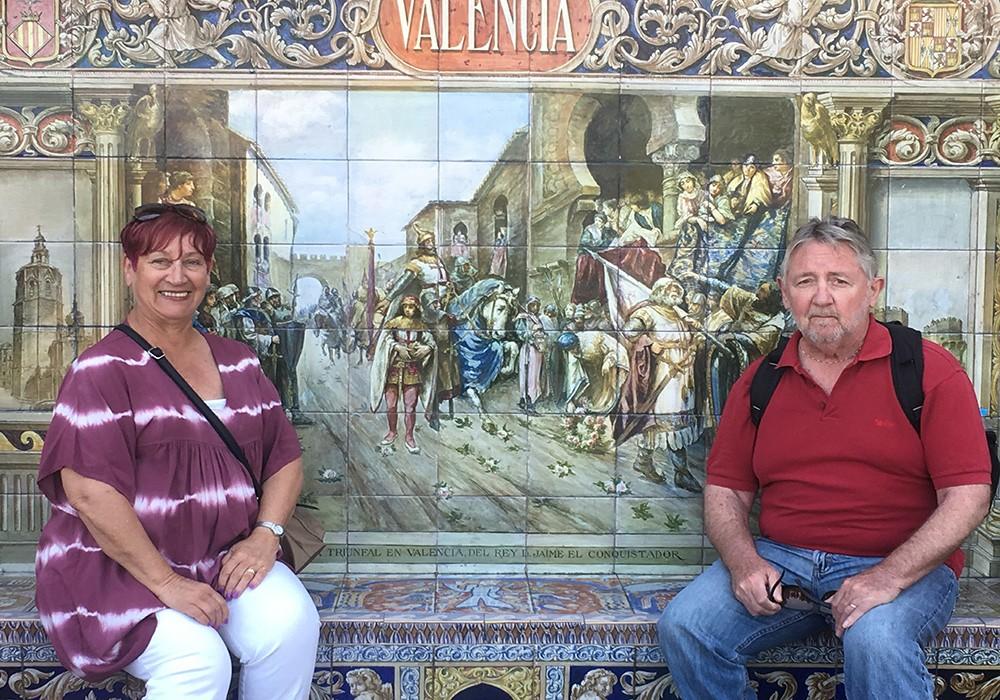 Retiring in Valencia Spain as a US Citizen