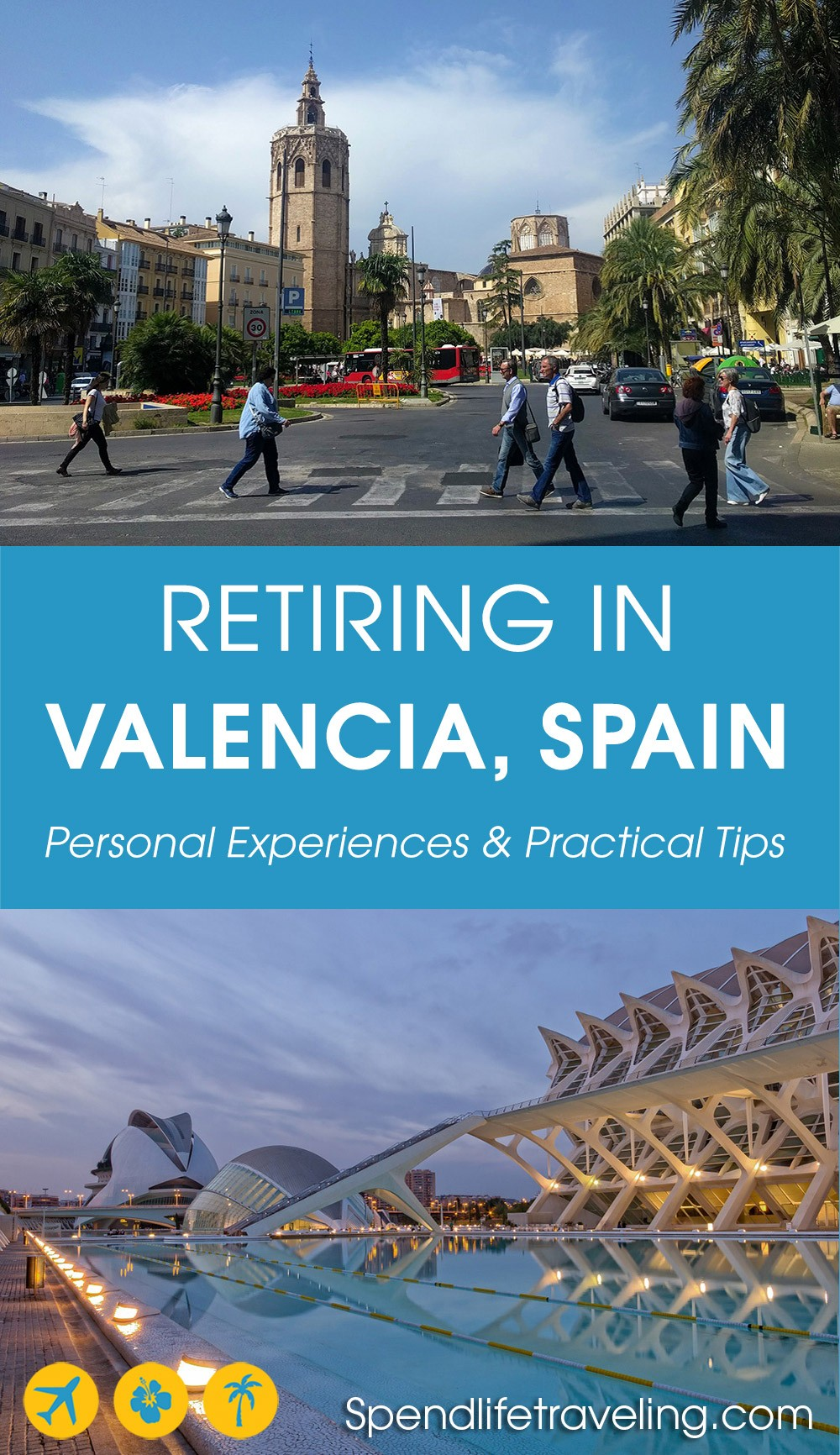 4 interviews with people who decided to move to Valencia to retire