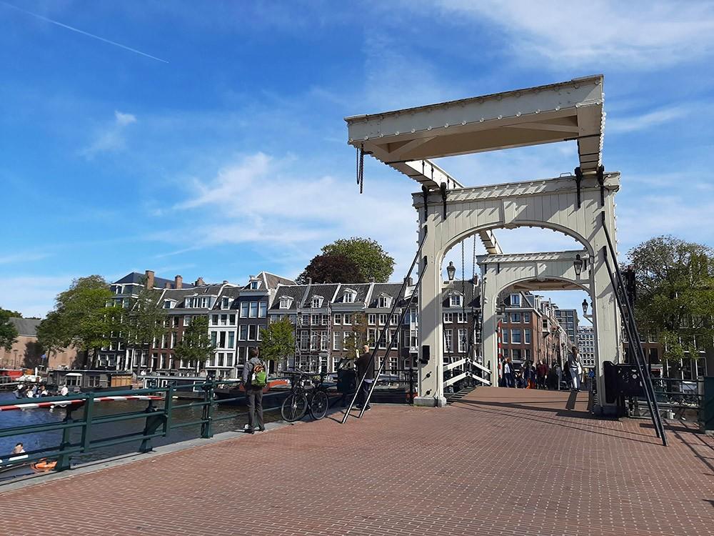 Food walking tour Amsterdam