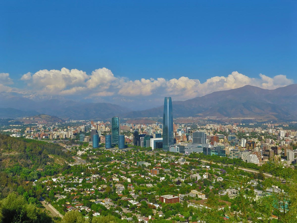 Living in Santiago Chile