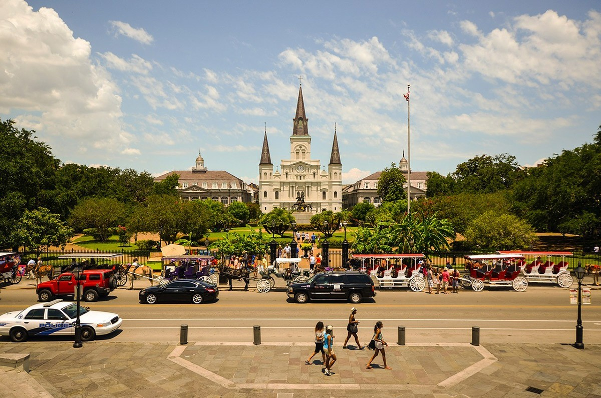 New Orleans off the beaten path