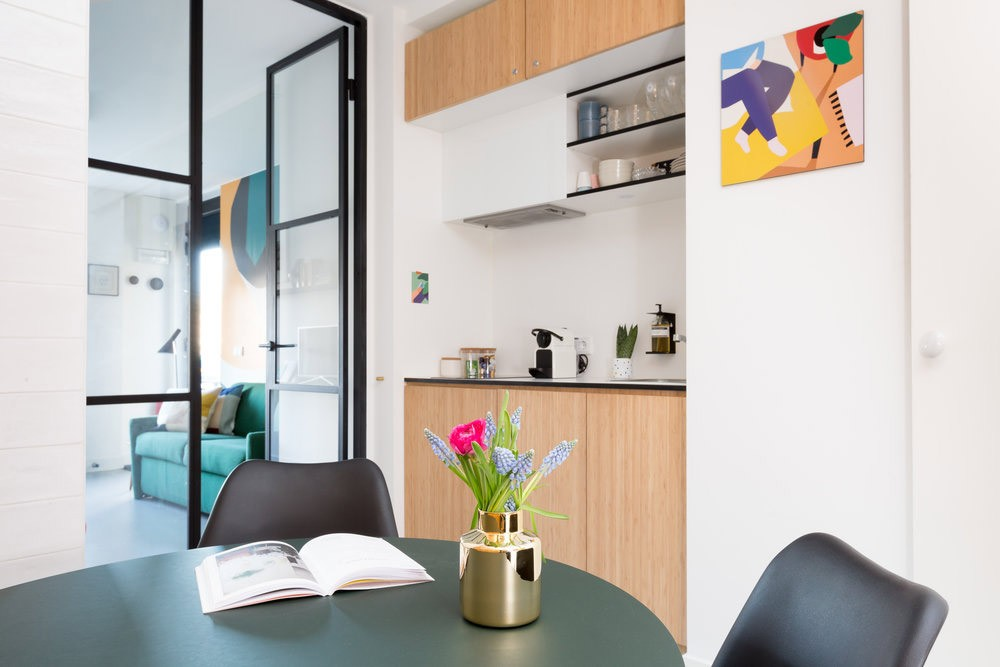 Kith & Kin Boutique Apartments in Amsterdam