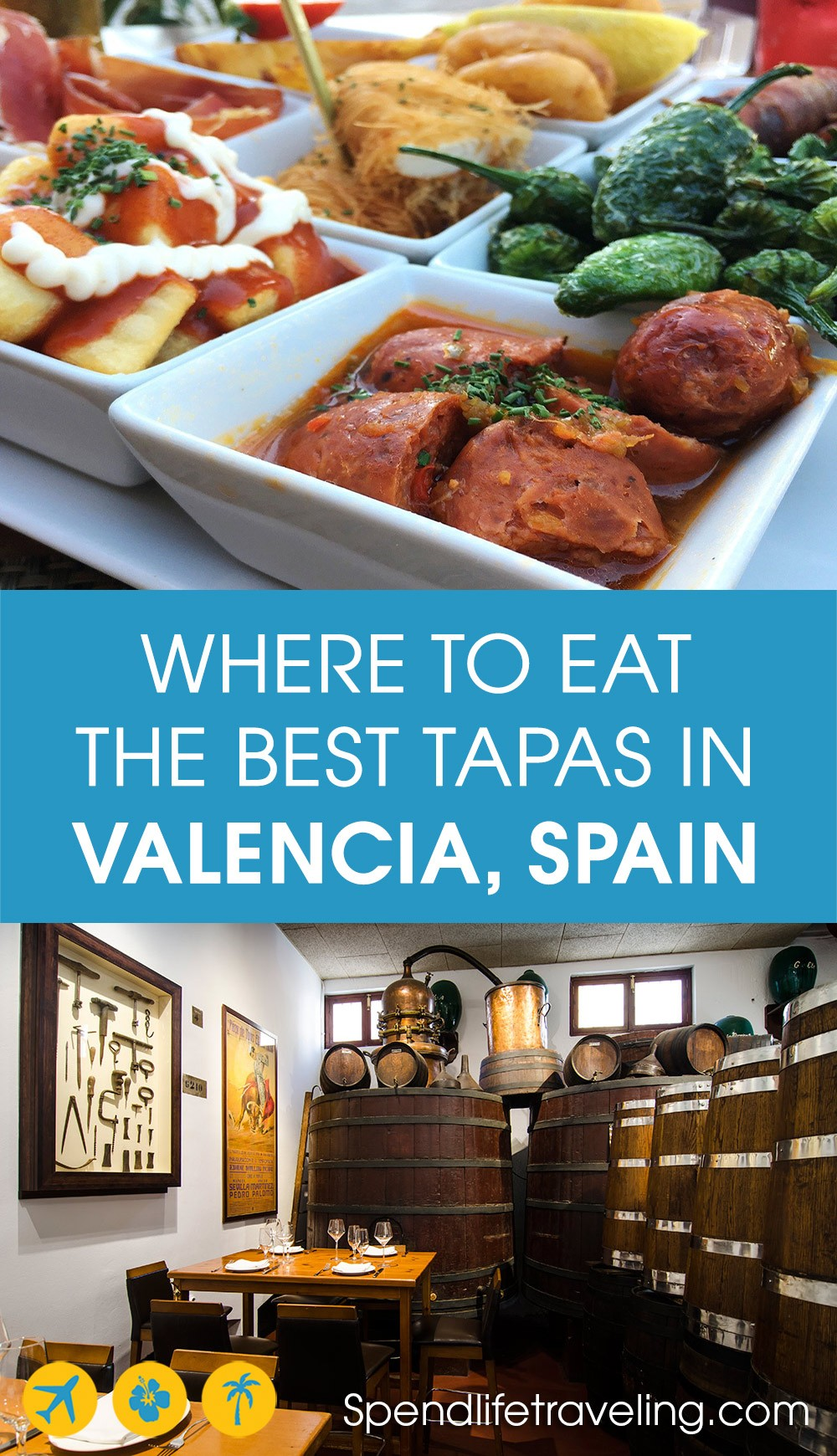 Where to eat the best tapas in Valencia