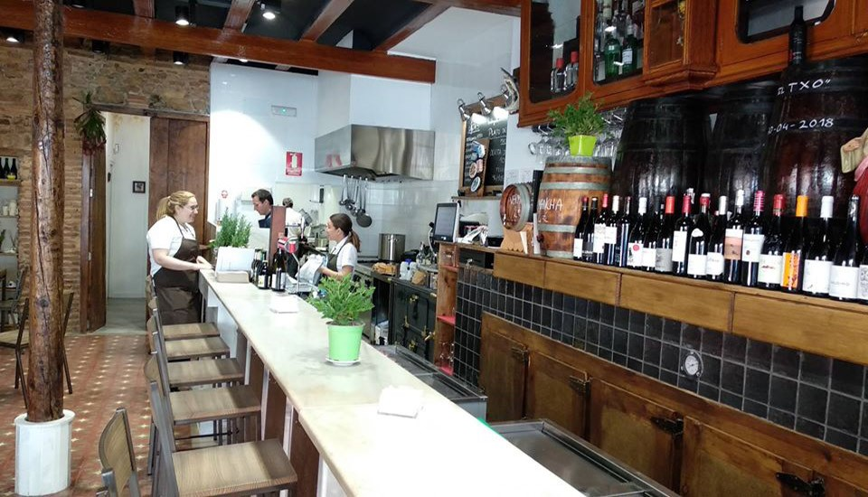 the best tapas in Valencia, Spain
