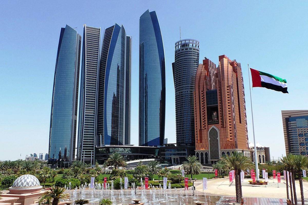 living in Abu Dhabi