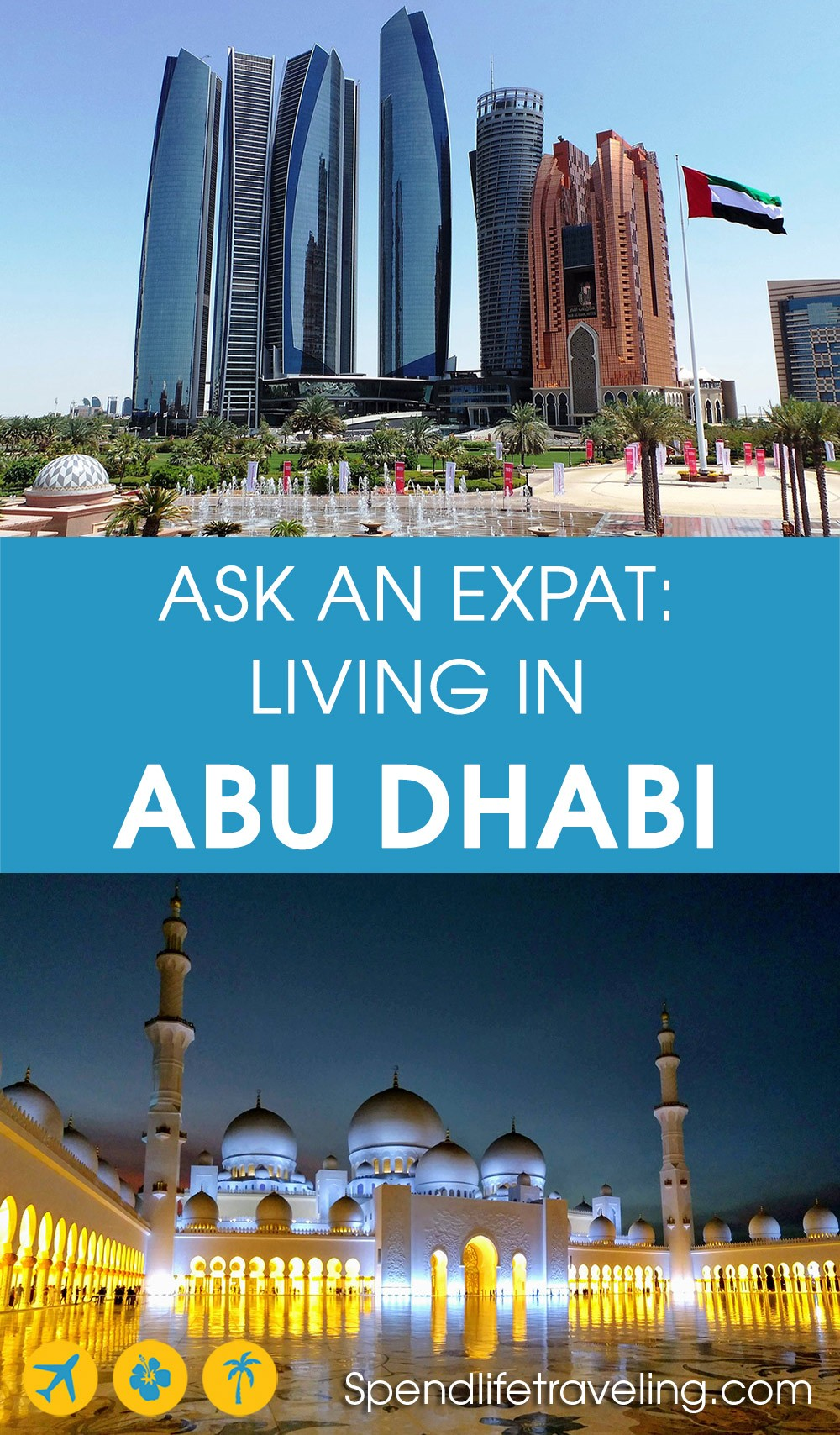 Interview with an expat about moving to and living in Abu Dhabi