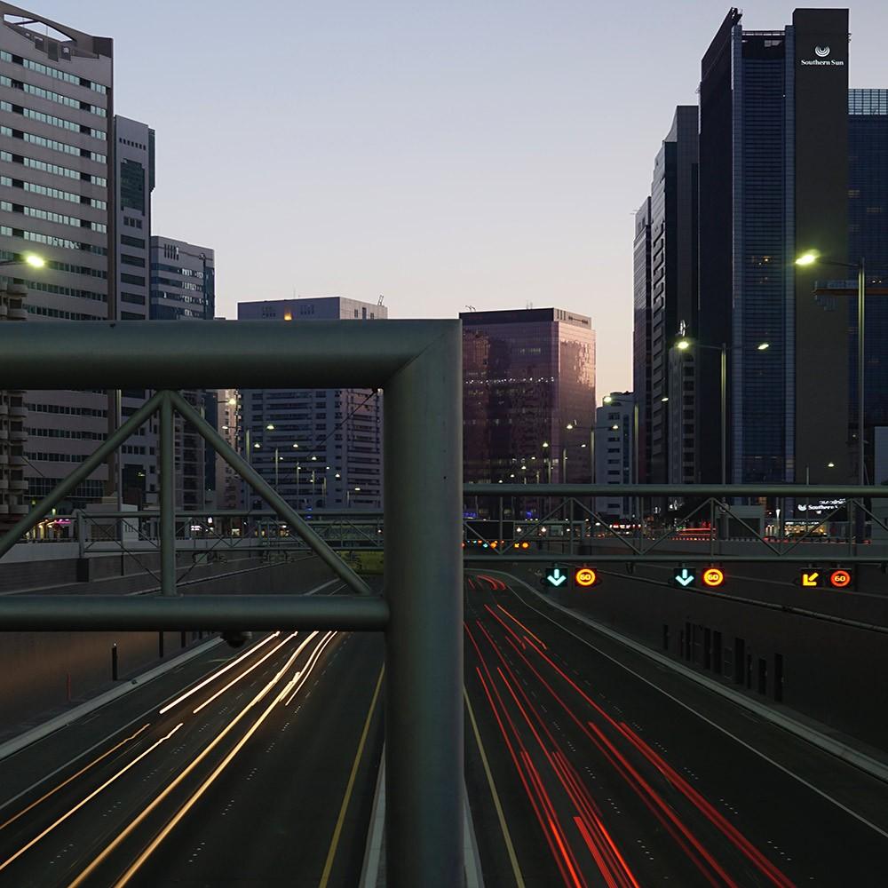 moving to Abu Dhabi