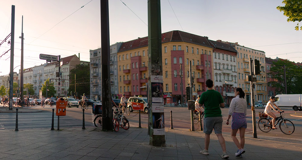 where to live when moving to Berlin