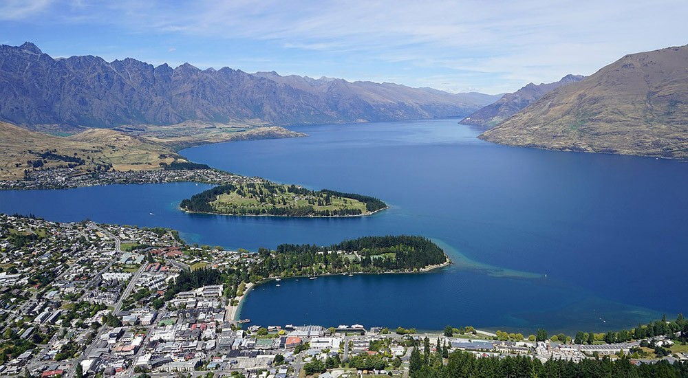 New Zealand South Island itinerary: day 1 in Queenstown